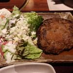 11009076 - 「神戸牛手作りハンバーグ」です