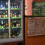 LAMAS IRISH PUB - 各国の瓶ビールとメニュー