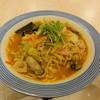 リンガーハット - 料理写真:かきちゃんぽん(チゲ)