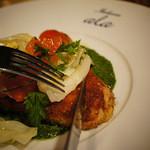 アラ - ランチコースのお魚料理
