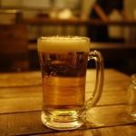ハングリー ヘブン - 生ビールはプレミアムモルツです