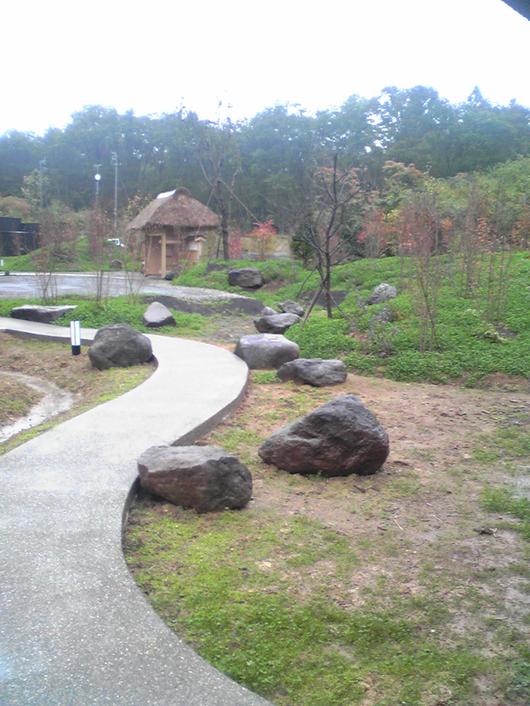 角館山荘侘桜