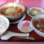 楓林 - 四川麻婆豆腐定食