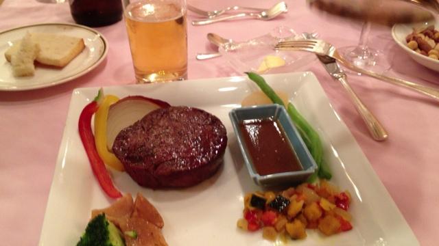 レストランシャスラ 三本松ロイヤルホテル