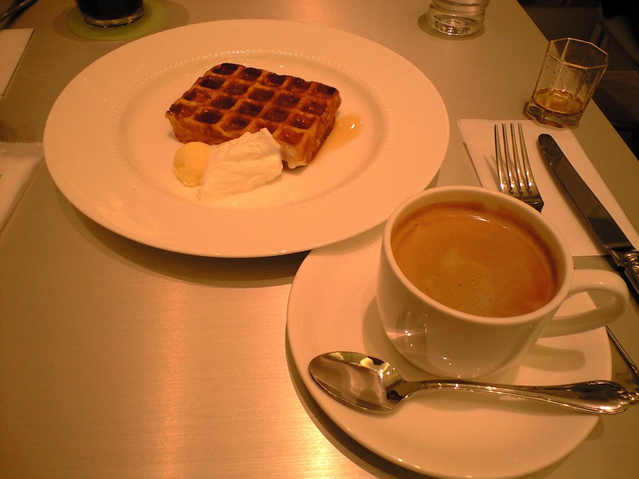 カフェメルカード 新宿高島屋店