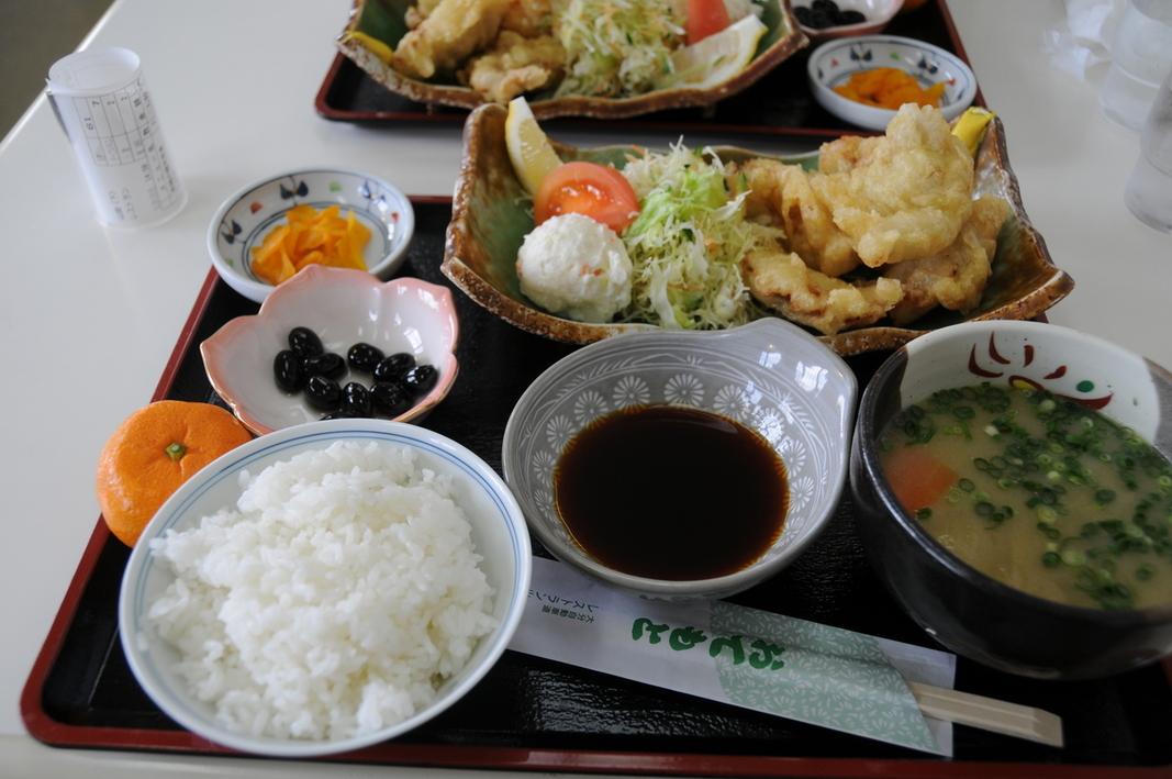 山田サービスエリア(下り線)レストラン グリーンキッチン