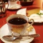 Le Premier Cafe - マンデリンスペシャル 750円