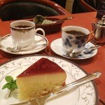 Le Premier Cafe - ブラジル・サントス 600円