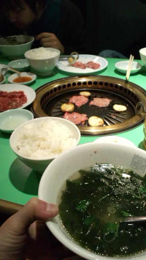 朝鮮飯店 玉村店