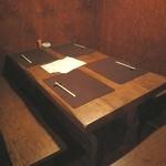 雪屋 - テーブル席