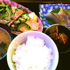 サンシンカフェ - 料理写真:サンデーワンコインランチ♪