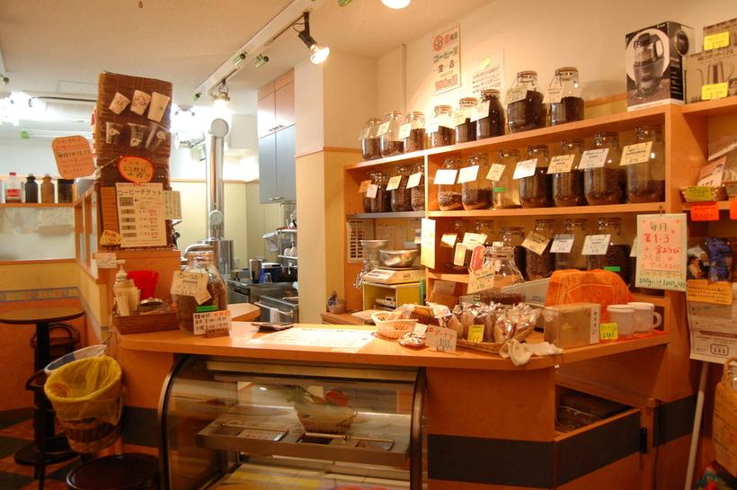 豆香房 三崎町店