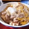 金龍亭 - 料理写真:肉丼