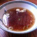 堀井 - 中華スープが…