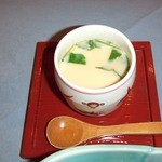ふらのラテール - 茶碗蒸し