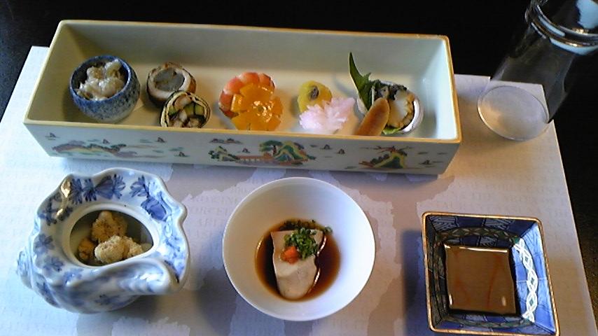 日本料理 保名
