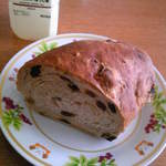 11122361 - くるみとレーズンのフランスパン