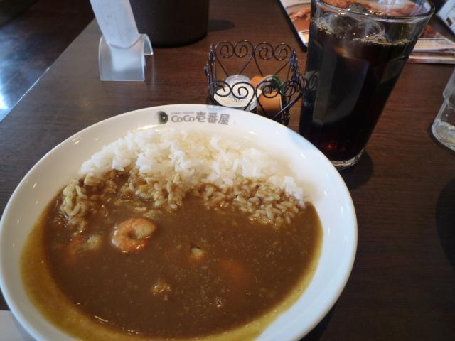 CoCo壱番屋 明幹明石魚住店