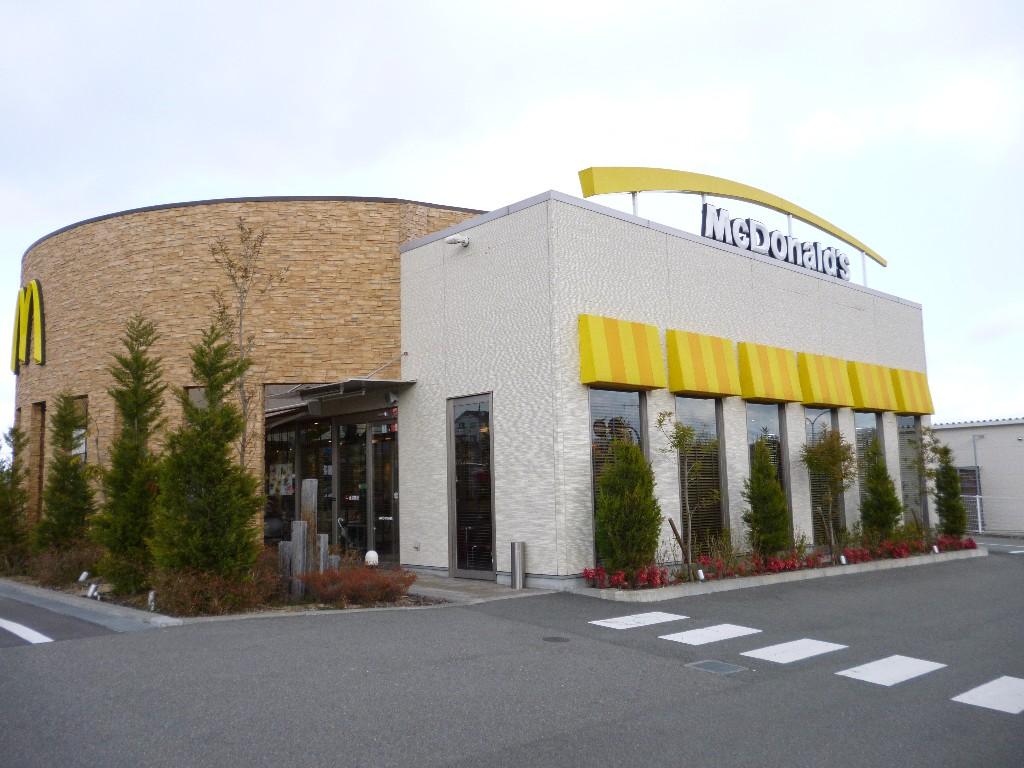 マクドナルド 神戸上津台店