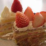 ジャルニー - ジャルニー ケーキ