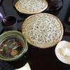 紫仙庵 - 料理写真:鴨汁せいろ