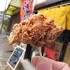 から揚げの慎さん - 料理写真:醤油ベースのから揚げ 100g/¥150