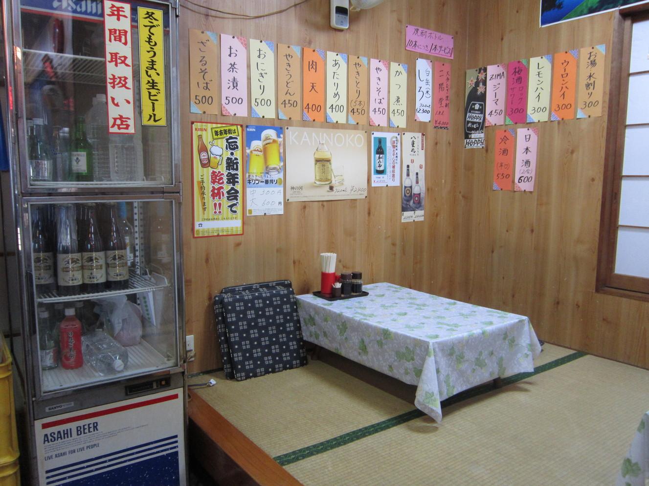 会津屋食堂