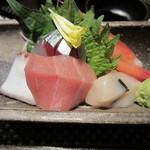 鮓・地魚本舗 一神 - さしみ
