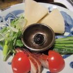 鮓・地魚本舗 一神 - ペキンダック
