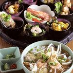 ニャー・ヴェトナム - 【千葉店限定】選べるフォーと籠盛りベトナム