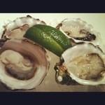 ブラバテーブル - 牡蠣なんとフェアで1個150円!