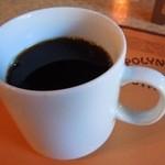ポリネシアンテラス レストラン - 「ホットコーヒー」