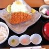 とん膳 - 料理写真:松坂ロースカツ定食(小)