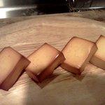 ととら - とろーりスモークチーズS (注文を受けてから燻製するので、アツアツとろとろです。)