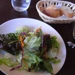 レシーム - パン&サラダ