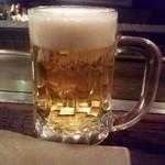 京ちゃばな - ビール