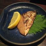月の庭 - 焼き魚は、ぶり