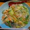 辛麺屋 喜多楼 - 料理写真:あんかけ焼そば