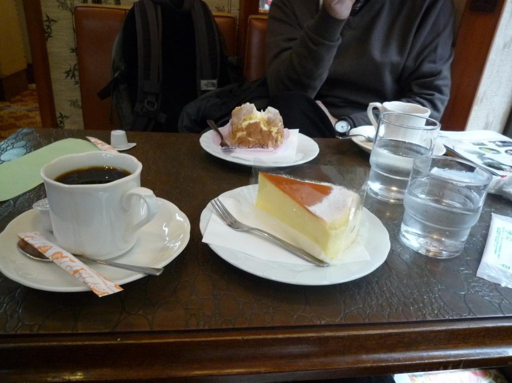 高雄観光ホテル 喫茶室