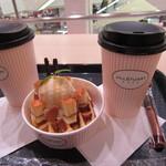 ウフフガールズカフェ - コーヒーとカフェラテとパフェ♡