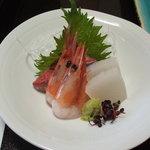 潮音の宿 涛平 - 料理写真:造り盛り合わせ