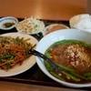 台湾料理 万客来 - 料理写真:台湾料理万客来 沓谷店の日替わりランチ