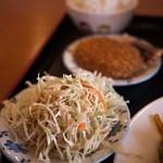 台湾料理 万客来 - 台湾料理万客来 沓谷店の日替わりランチ