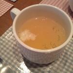 カフェ スゥリール - スープ