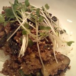 カフェ スゥリール - 野菜とひき肉のまぜご飯