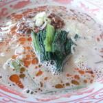 リトルチャイナ - 担々麺