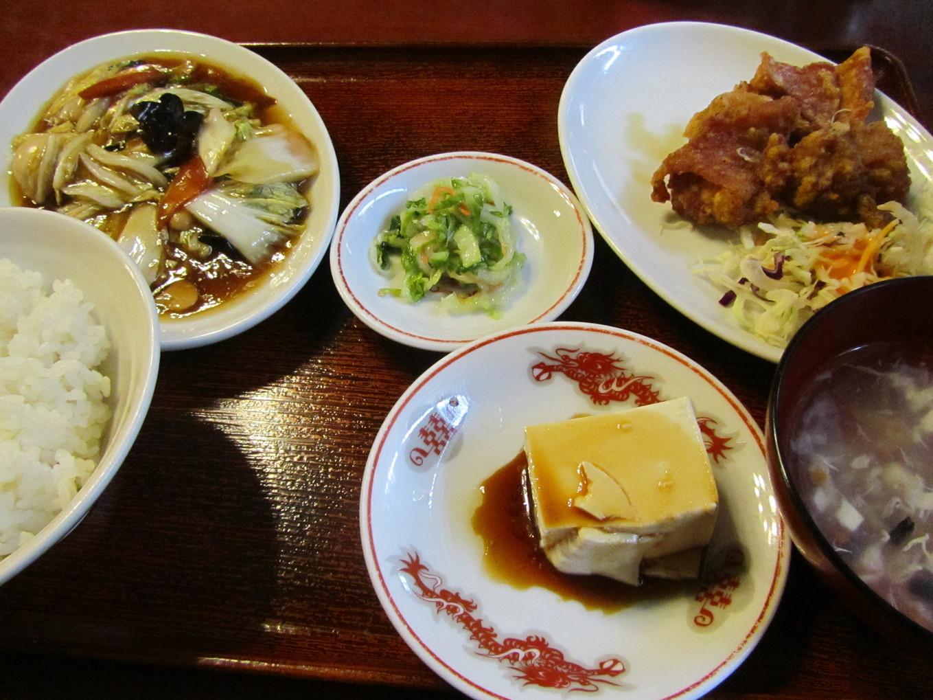 中華料理 紅金龍 那古野店