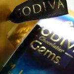 ゴディバ - Gemsミルク