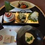 パラクレートス西村 - 前菜
