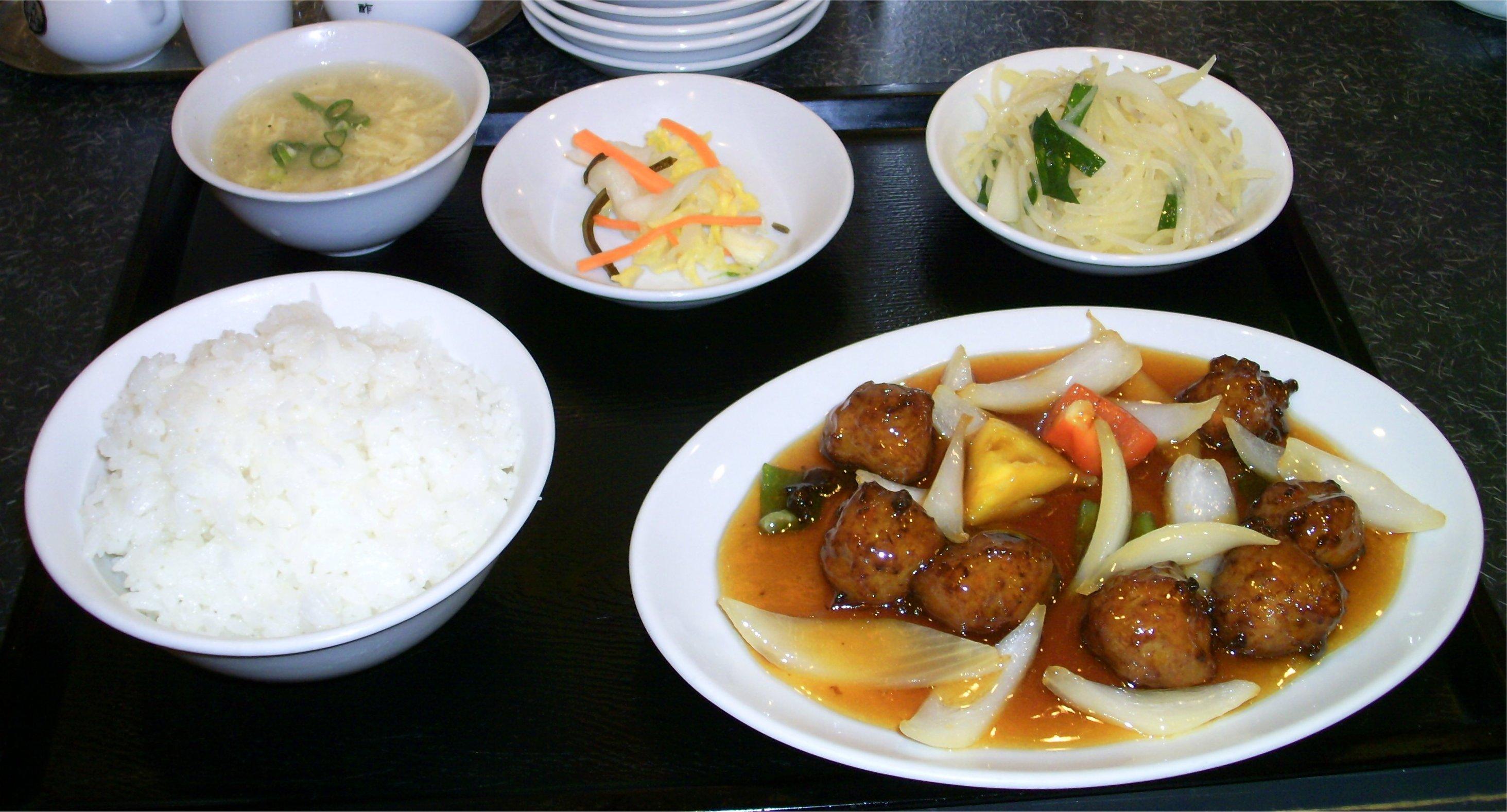 中華料理 チャイナ亭